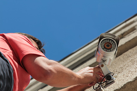 Security Cameras Systems Installation Security Camera Installation